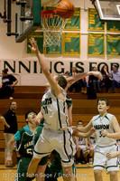 17006 Boys JV Basketball v CWA 01172014