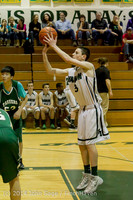17100 Boys JV Basketball v CWA 01172014