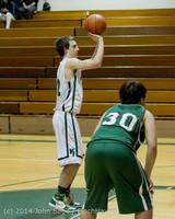 17238 Boys JV Basketball v CWA 01172014