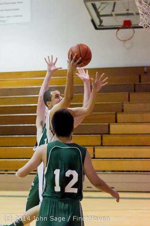 17253 Boys JV Basketball v CWA 01172014