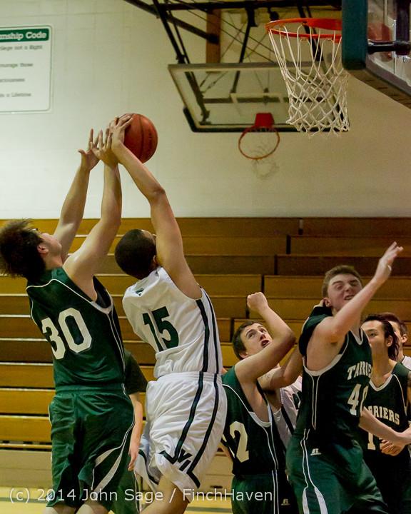 17288 Boys JV Basketball v CWA 01172014
