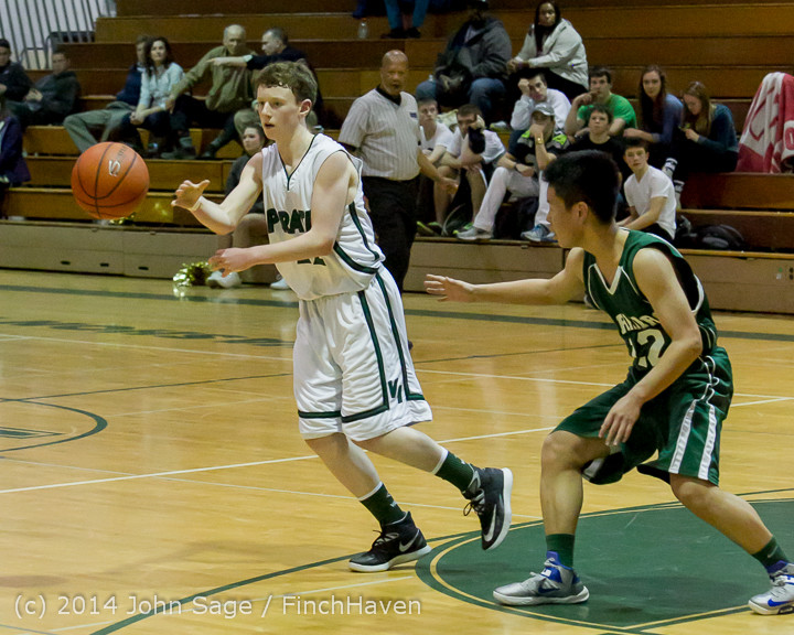17302 Boys JV Basketball v CWA 01172014