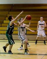 17303 Boys JV Basketball v CWA 01172014