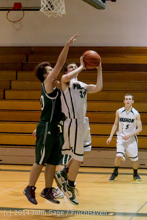 17305 Boys JV Basketball v CWA 01172014