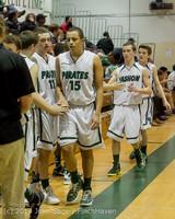 17327 Boys JV Basketball v CWA 01172014