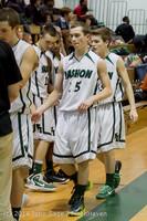 17336 Boys JV Basketball v CWA 01172014