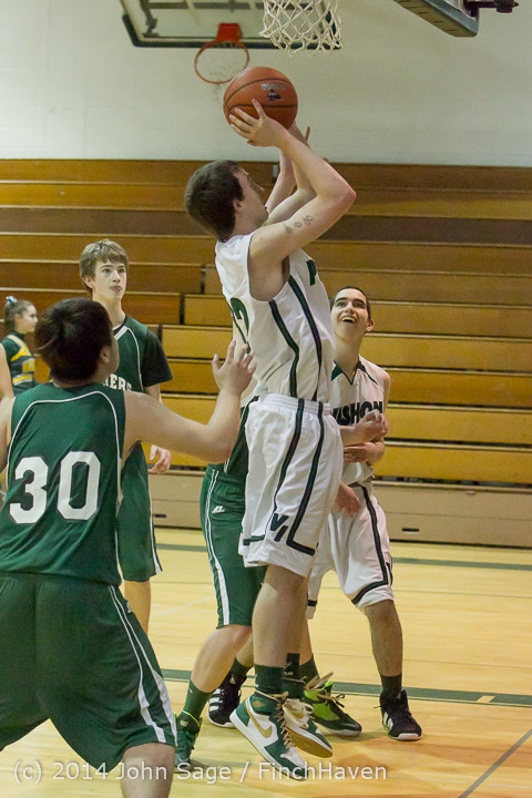 17365 Boys JV Basketball v CWA 01172014