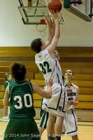 17366 Boys JV Basketball v CWA 01172014