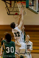 17367 Boys JV Basketball v CWA 01172014
