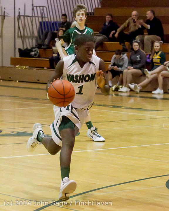 17393 Boys JV Basketball v CWA 01172014