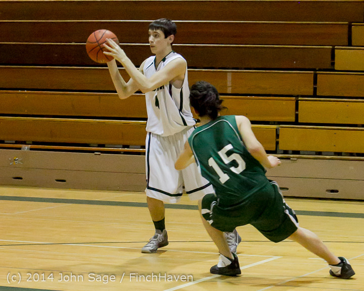 17472 Boys JV Basketball v CWA 01172014
