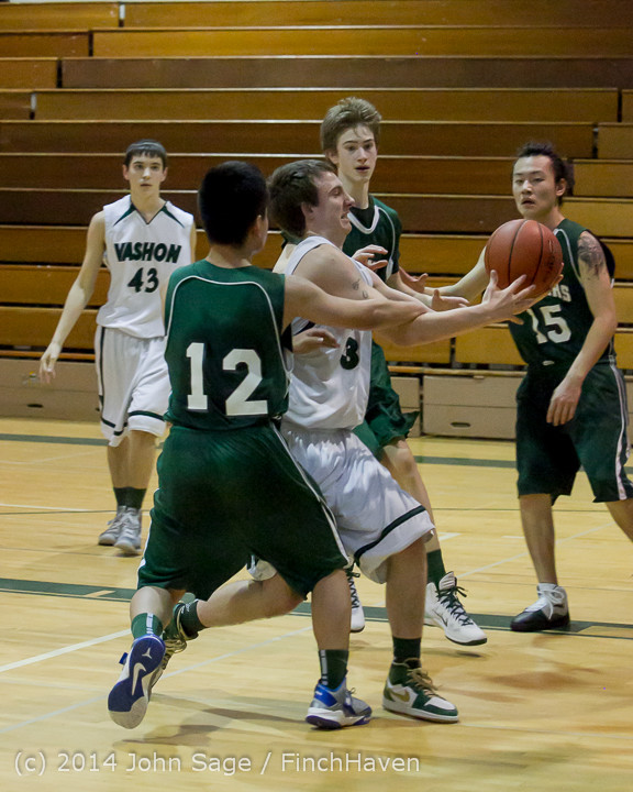 17474 Boys JV Basketball v CWA 01172014