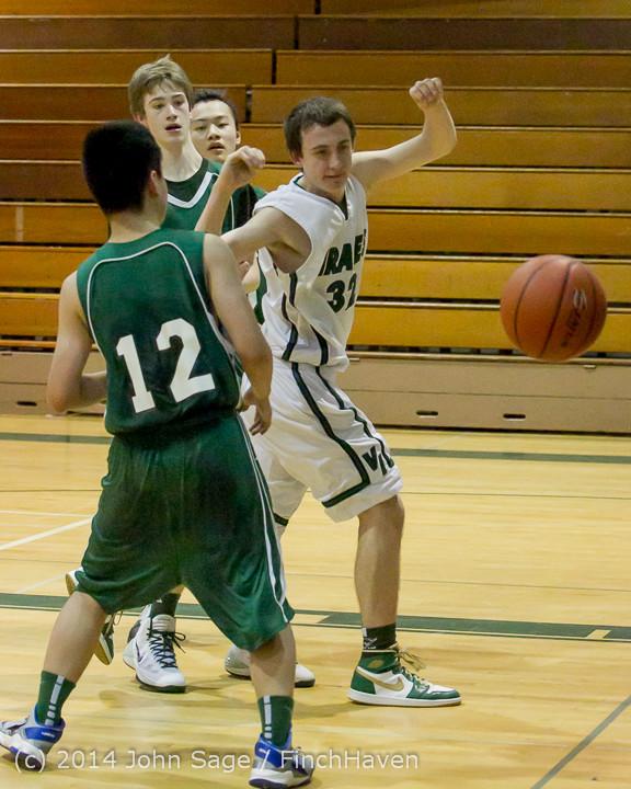 17478 Boys JV Basketball v CWA 01172014