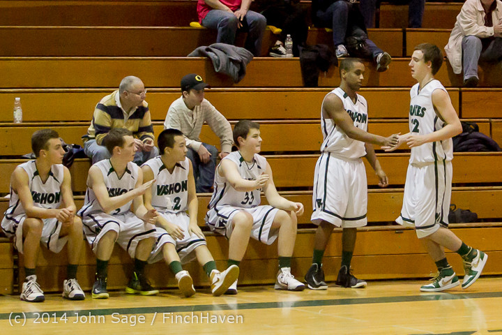 17510 Boys JV Basketball v CWA 01172014