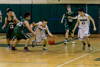 17541 Boys JV Basketball v CWA 01172014