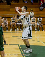 17583 Boys JV Basketball v CWA 01172014