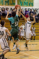 17621 Boys JV Basketball v CWA 01172014