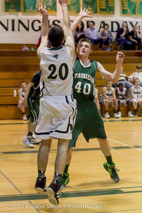 17635 Boys JV Basketball v CWA 01172014