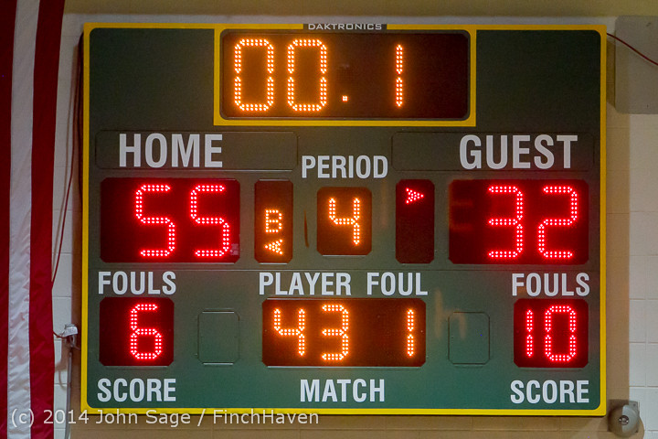 17656 Boys JV Basketball v CWA 01172014
