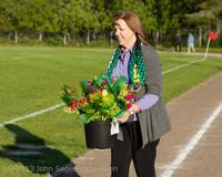 20199 Boys Soccer v Life-Chr Seniors Night 050113