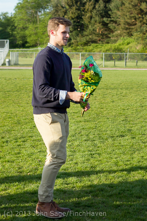 20216 Boys Soccer v Life-Chr Seniors Night 050113
