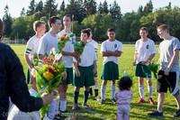 20232 Boys Soccer v Life-Chr Seniors Night 050113
