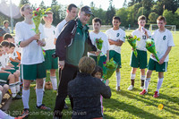 20237 Boys Soccer v Life-Chr Seniors Night 050113