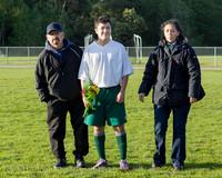 20242 Boys Soccer v Life-Chr Seniors Night 050113