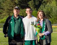 20283 Boys Soccer v Life-Chr Seniors Night 050113