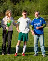 20345 Boys Soccer v Life-Chr Seniors Night 050113