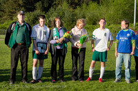 20385 Boys Soccer v Life-Chr Seniors Night 050113