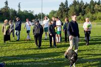 20419 Boys Soccer v Life-Chr Seniors Night 050113
