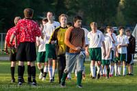 21238 Boys Soccer v Life-Chr Seniors Night 050113