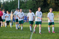 21277 Boys Soccer v Life-Chr Seniors Night 050113