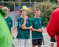 4130 Boys Tennis v CWA 101414