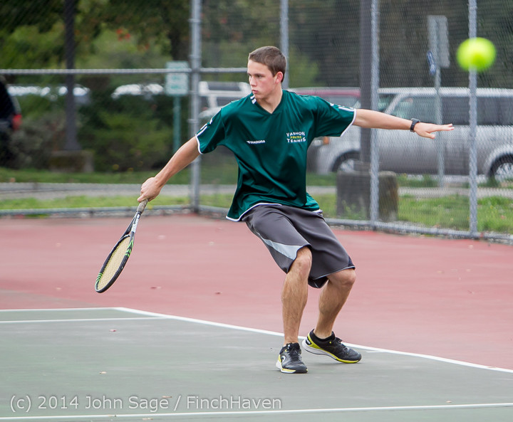 4133 Boys Tennis v CWA 101414