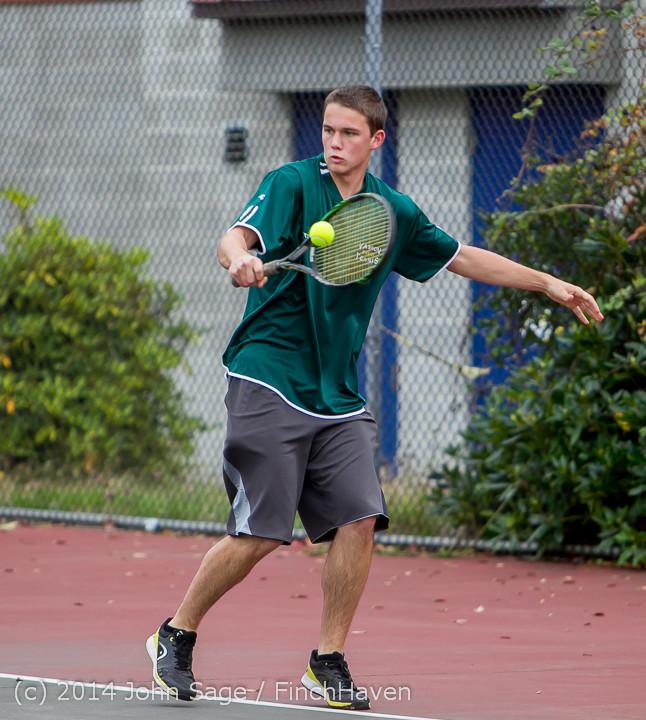 4135 Boys Tennis v CWA 101414
