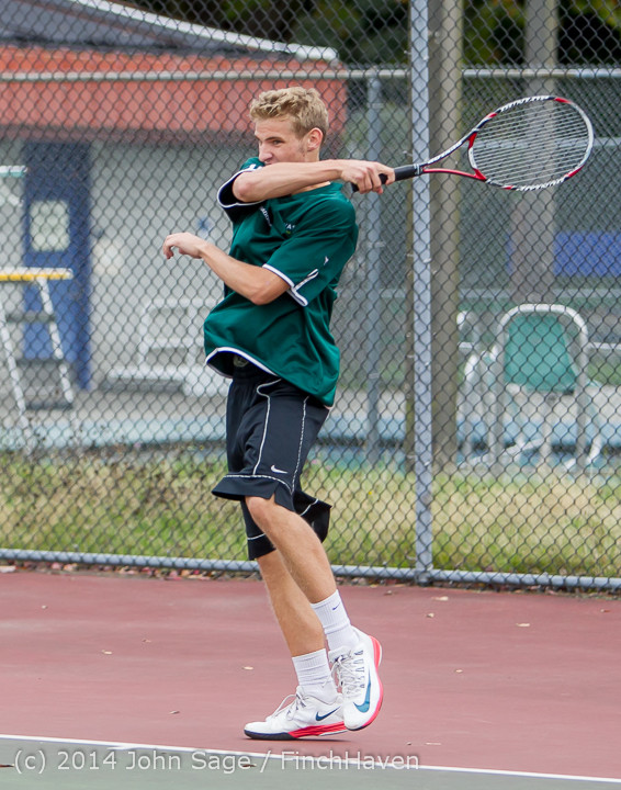 4148 Boys Tennis v CWA 101414