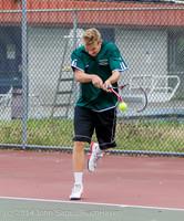 4153 Boys Tennis v CWA 101414