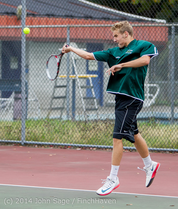4168 Boys Tennis v CWA 101414