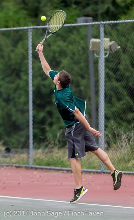 4177 Boys Tennis v CWA 101414
