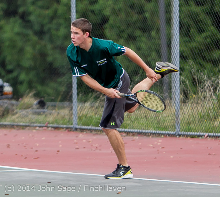 4180 Boys Tennis v CWA 101414