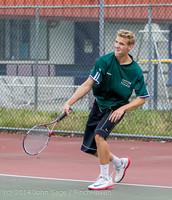 4187 Boys Tennis v CWA 101414