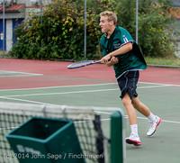 4197 Boys Tennis v CWA 101414
