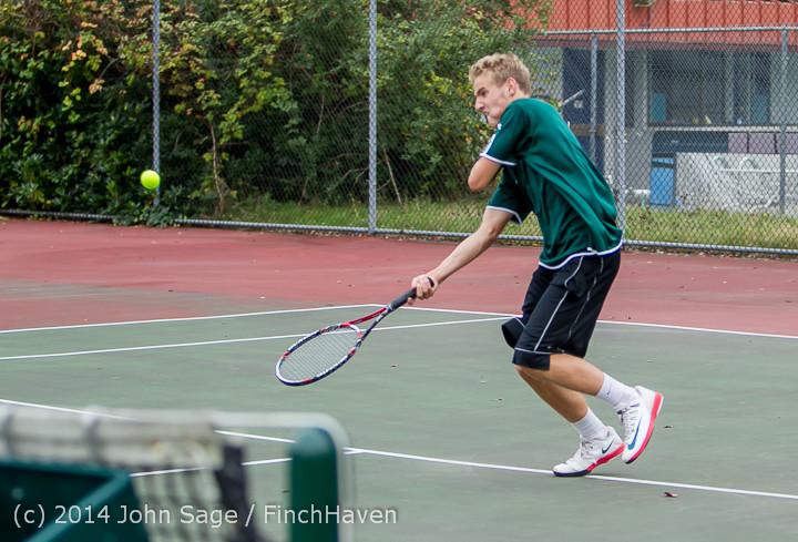 4203 Boys Tennis v CWA 101414
