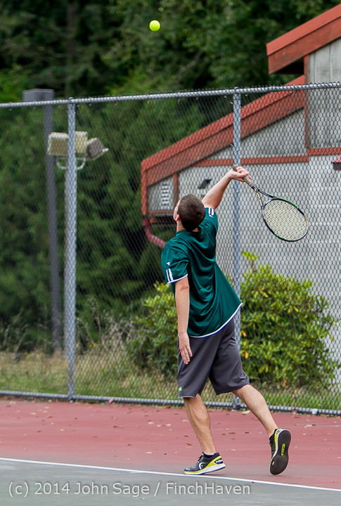 4209 Boys Tennis v CWA 101414