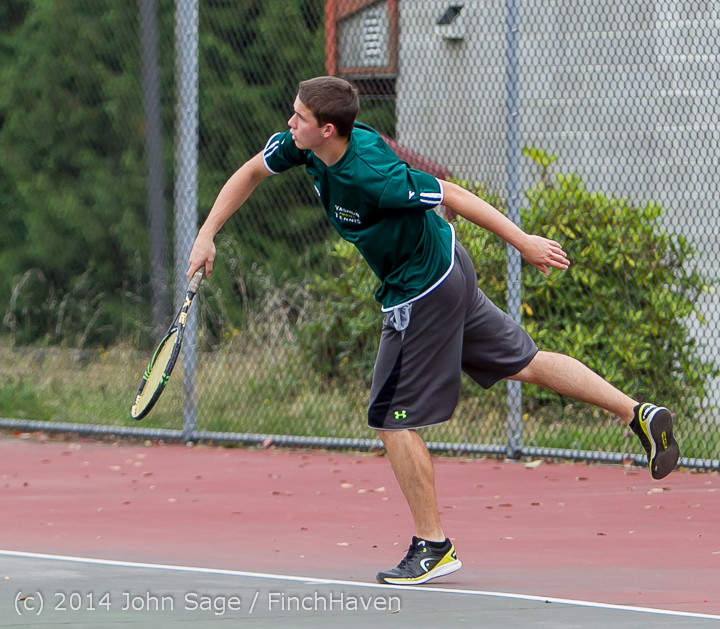 4212 Boys Tennis v CWA 101414