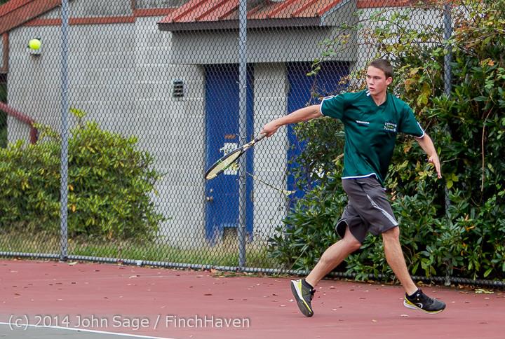 4215 Boys Tennis v CWA 101414