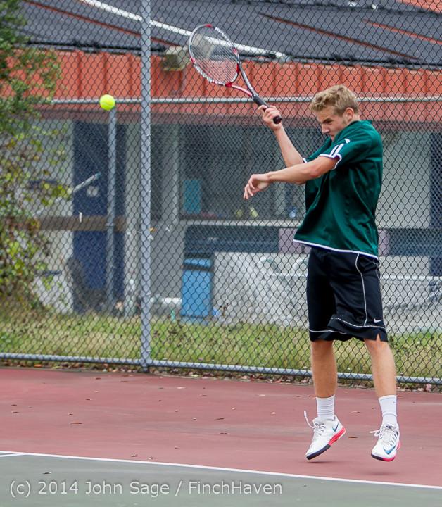 4226 Boys Tennis v CWA 101414