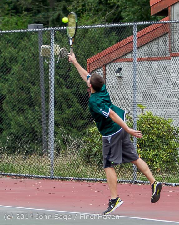 4234 Boys Tennis v CWA 101414